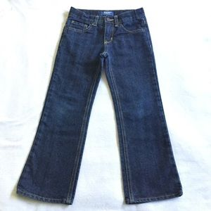 Old Navy Boys Loose Bootcut Jeans